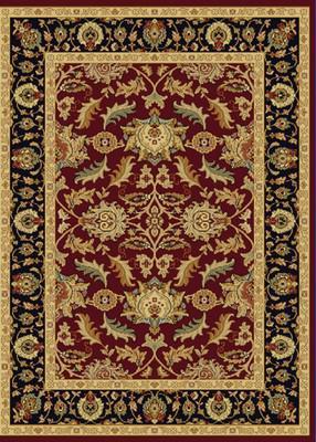 Expo Yazd 1744 Red/Burgundy