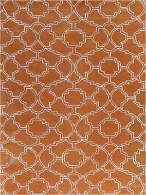 Roma City CIT-1 Orange/Rust