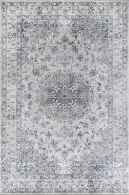 Momeni Karachi Kar-7 Gray/Silver