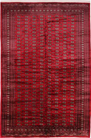 "Hand Made Pakistan Kashan 10'6"" x 15'8"" Red"