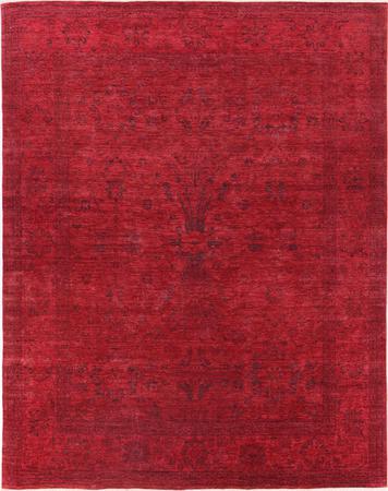 Hand Made Pakistan Ziegler 8' x 10' Pink DK