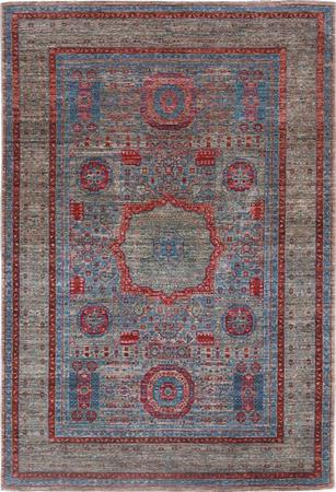 Hand Made Pakistan Mamluk 4' x 5'11