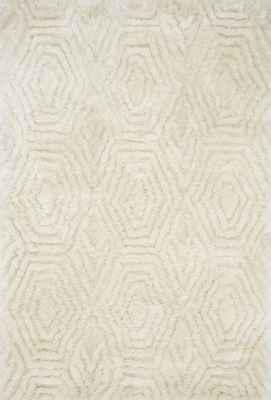 Loloi Caspia Cap-01 White/Ivory