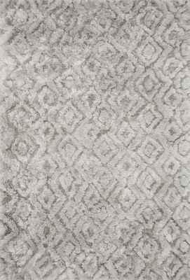 Loloi Caspia Cap-02 Gray/Silver