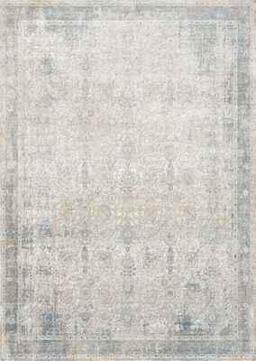 Loloi Gemma Gem-02 White/Ivory