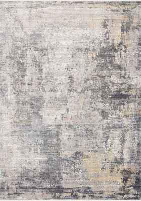 Loloi Gemma Gem-03 Gray/Silver