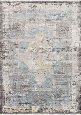 Loloi Gemma Gem-04 Gray/Silver
