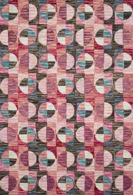 Loloi Hallu Hal-06 Pink/Purple