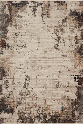 Loloi Leigh Lei-05 White/Ivory