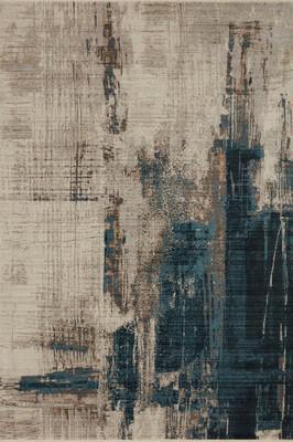 Loloi Leigh Lei-08 Gray/Silver