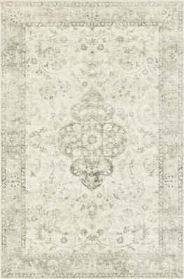 Loloi Rosette Ros-02 Gray/Silver