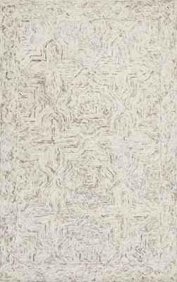 Loloi Ziva Zv-01 White/Ivory