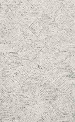 Loloi Ziva Zv-05 White/Ivory