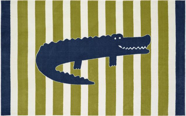 Mohawk Aurora (Kids) Friendly Alligator Green