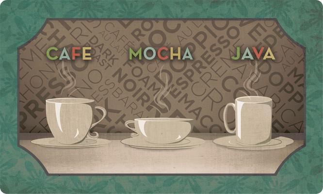 Mohawk Comfort Mat Coffee Selection Brown