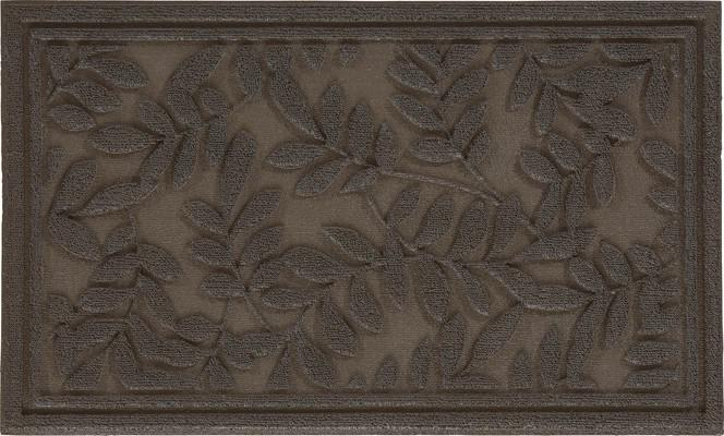 Mohawk Impressions Mat Monaco Leaves Brown