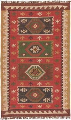 Vital Bedouin Amman Red/Burgundy