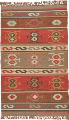 Vital Bedouin Thebes Red/Burgundy