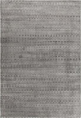 Chandra Melina MEL-46200 Gray/Silver Rectangle 8X11