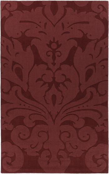 Chandra Mystica MYS-29804 Red/Burgundy Round 8' Round