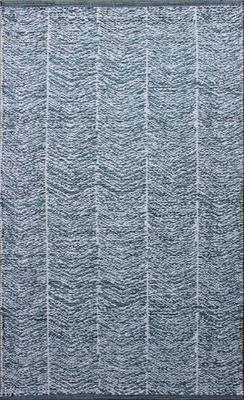 Chandra Tanya TAN-45913 Blue/Navy Rectangle 8X11