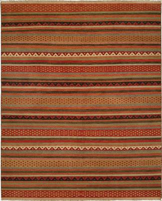 Kally Bismite Kal-095-Bism-bjq Orange/Rust
