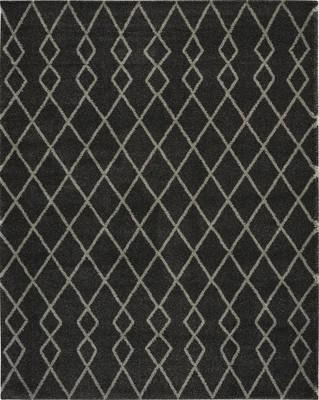 Nourison Martil MAT01 Gray/Silver