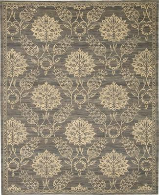 Nourison Silk Elements SKE31 Brown