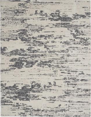 Nourison Zermatt ZER03 White/Ivory