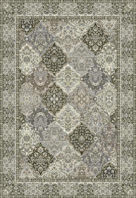 Dynamic Ancient Garden kha-Alb Gray/Silver