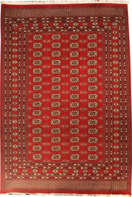 HRI Bokhara 2 Red/Burgundy
