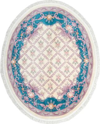 China Tabriz 8' Oval