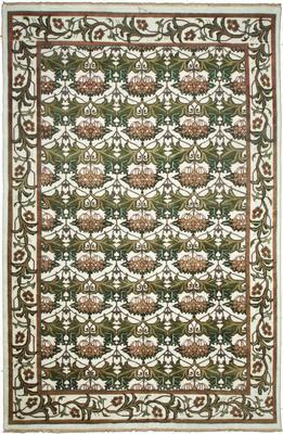 India William Morris 12X18