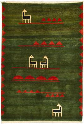 Iran Gabbeh 6X9