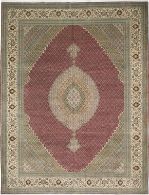 Iran Tabriz 9X13