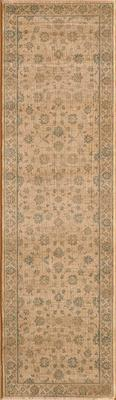 Turkey Art Deco 6'-10' Runner