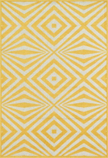 Loloi Catalina Hcf04 Yellow/Gold