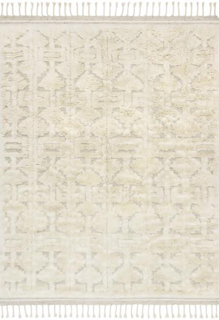 Loloi Hygge Yg-03 White/Ivory