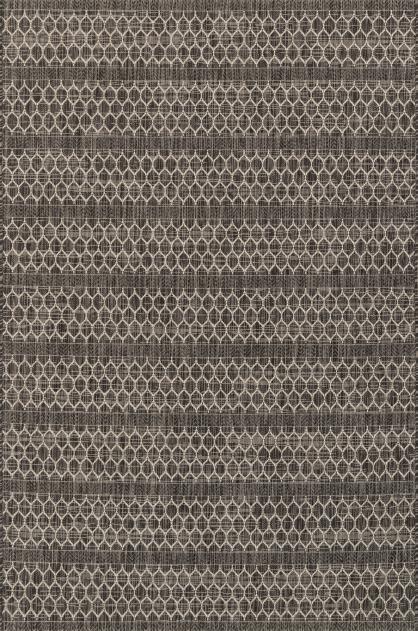 Loloi Isle Ie-01 Gray/Silver