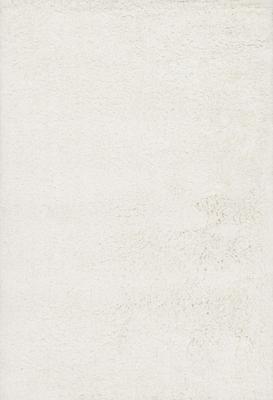 Loloi Cozy Shag CZ-01 White/Ivory Rectangle 9X13