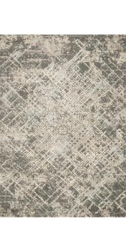 Loloi Landscape LAN-05 Gray/Silver Rectangle 2X11