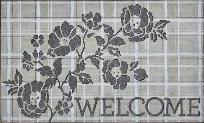 Mohawk Doorscapes Mat Welcome Pastorial Elegance