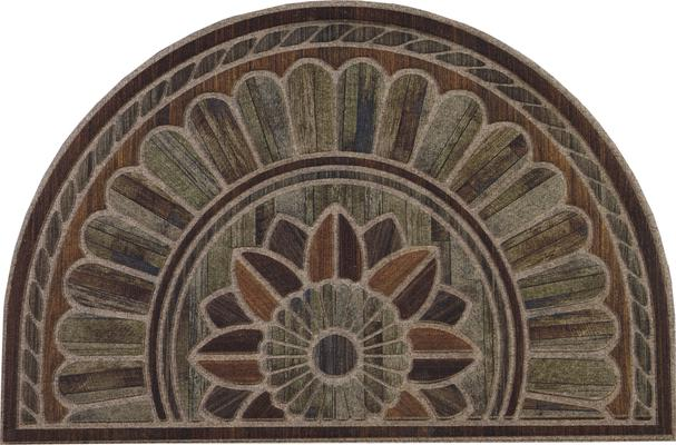 Mohawk Ornamental Entry Mat Boardwalk Path Slice