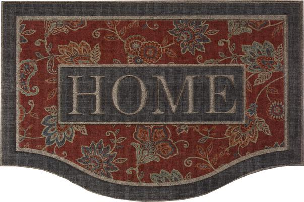 Mohawk Ornamental Entry Mat Cozy Jacobean