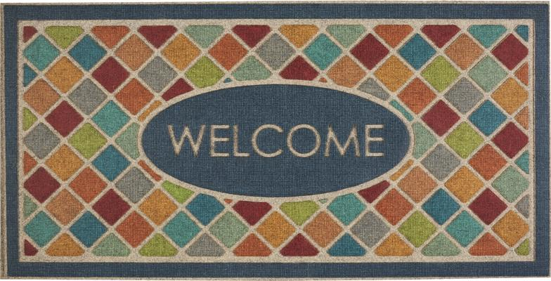 Mohawk Ornamental Entry Mat Ornamental