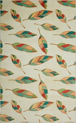 Mohawk Prismatic Southwest Feathers