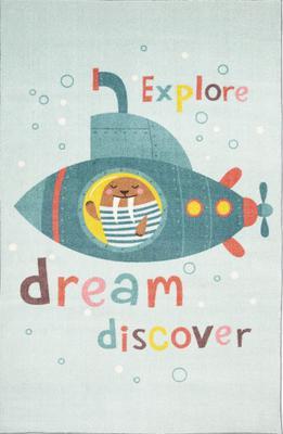 Mohawk Prismatic Submarine Dream