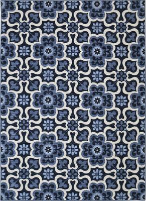 Mohawk Woodbridge Marjorelle Gardens Blue
