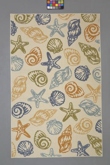 Mohawk Woodbridge Seashells Multi
