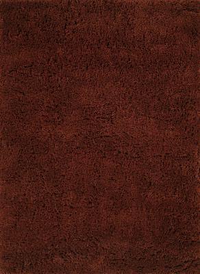 Momeni Comfort Shag CS-10 Brown Rectangle 8X10